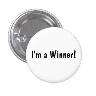 I'm a Winner! Buttons