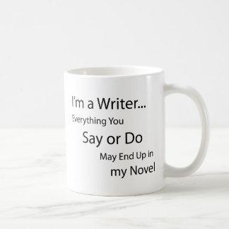 I'm a Writer... Basic White Mug