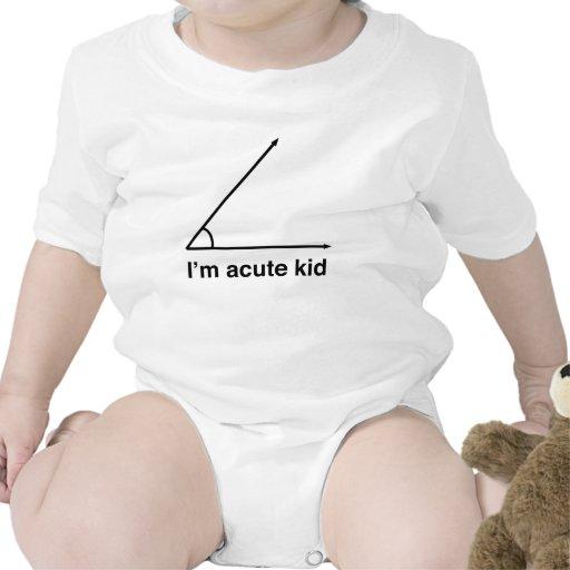 I'm Acute Kid Baby Creeper