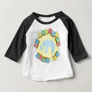 """""""I'm Adorable, Feed Me!"""" Doodle Noodle Designs Baby T-Shirt"""