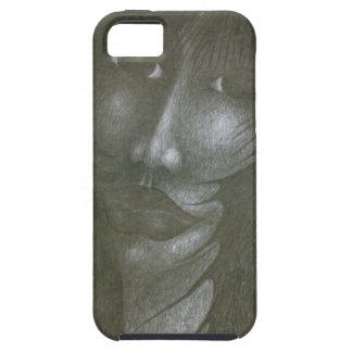 I'm Afraid Tough iPhone 5 Case