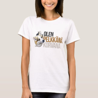 I'm All Ears [FIN] - Welsh Corgi T-Shirt