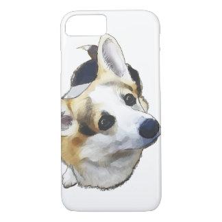 I'm All Ears - Welsh Corgi iPhone Case