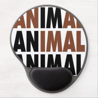 i'm an animal gel mouse pad