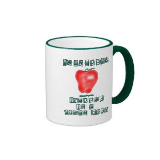 I'm an Apple Coffee Mugs