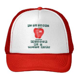 I'm an Apple Trucker Hats