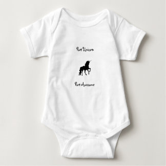 I'm an awesome baby tees