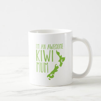I'm an awesome KIWI MUM New Zealand Coffee Mug
