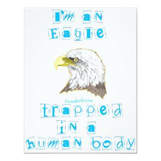 I'm an Eagle Card