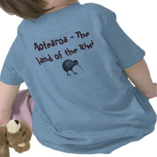 I'm an Honorary Kiwi Kid T-shirts