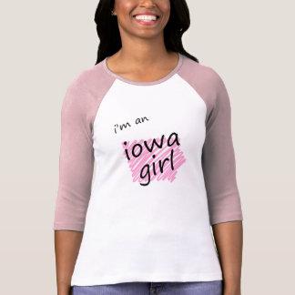 I'm an Iowa Girl T-Shirt