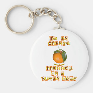 I'm an Orange Keychain