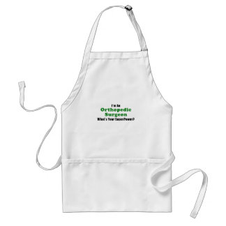 Im an Orthopedic Surgeon Whats Your Superpower Standard Apron