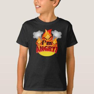 I'm Angry! Kids dark T-shirt
