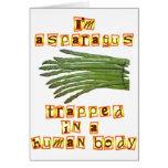 I'm Asparagus