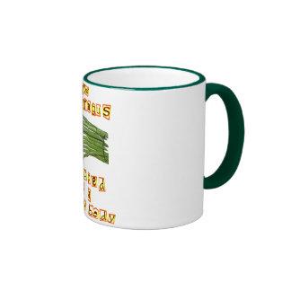 I'm Asparagus Mugs