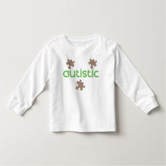 I'm Autistic Awareness Toddler T-Shirt