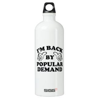 I'm Back By Popular Demand SIGG Traveller 1.0L Water Bottle