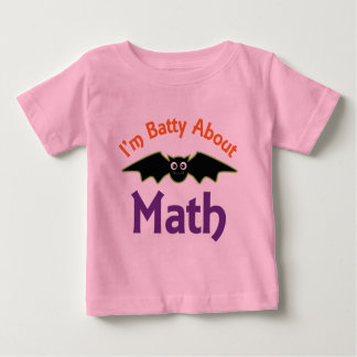 Im Batty About Math Tshirt