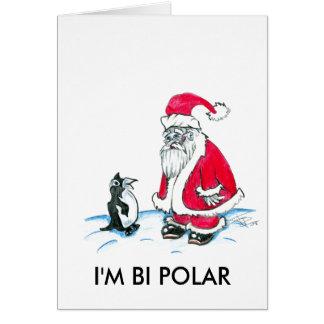 I'M BI POLAR CARD
