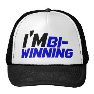 I'm Bi- Winning Mesh Hat