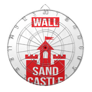 I'm Building A Sand Castle - 2016 Election Dartboard