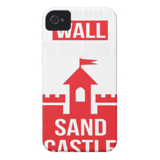 I'm Building A Sand Castle - 2016 Election iPhone 4 Covers