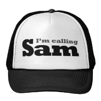 I'm Calling Sam - Hat