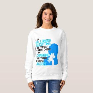 I'm Changing Things Basic Sweatshirt