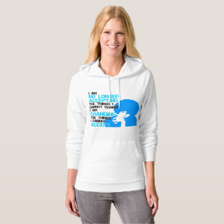I'm Changing Things Fleece Pullover Hoodie