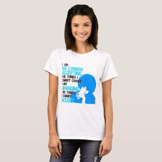 I'm Changing Things Women's Basic T-Shirt