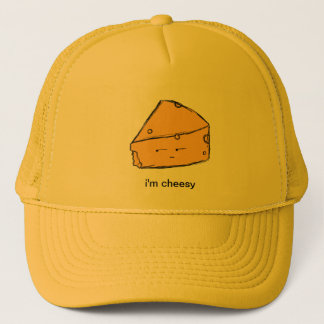 I'm Cheesy Trucker Hat