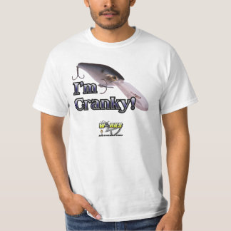 I'm Cranky! Value T Shirts
