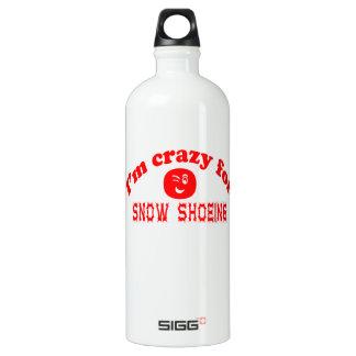 I'm crazy for Snow Shoeing. SIGG Traveller 1.0L Water Bottle