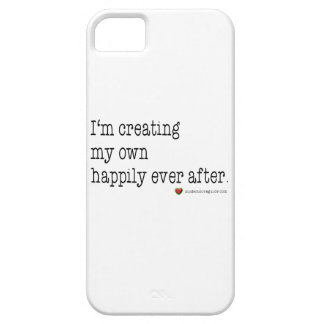 I'm creating my own happily ever after phone case barely there iPhone 5 case
