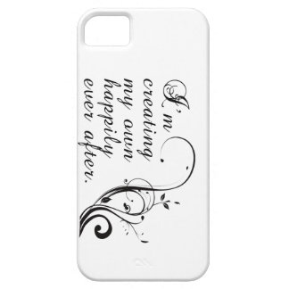 I'm creating my own happily ever after phone case iPhone 5 cover
