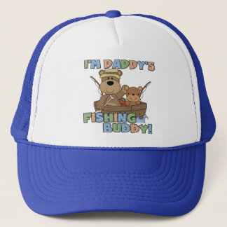 I'm Daddy's Fishing Buddy T-shirts and Gifts Trucker Hat