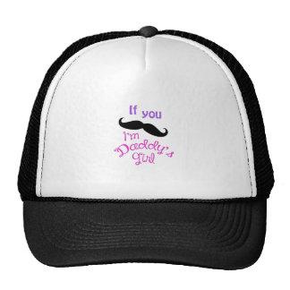IM DADDYS GIRL TRUCKER HAT