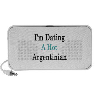 I'm Dating A Hot Argentinian iPhone Speaker