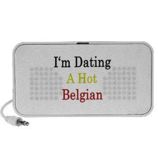 I'm Dating A Hot Belgian iPod Speaker