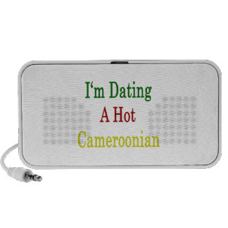 I'm Dating A Hot Cameroonian Portable Speakers