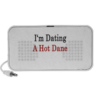 I'm Dating A Hot Dane Travel Speakers