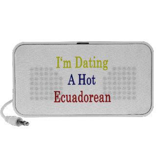 I'm Dating A Hot Ecuadorean iPhone Speakers