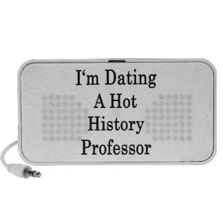 I'm Dating A Hot History Professor Laptop Speakers