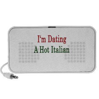 I'm Dating A Hot Italian Notebook Speaker