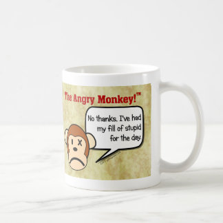I'm done dealing with stupid people for the day mug