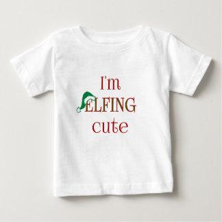 I'm Elfing Cute Fun Holiday T-Shirt