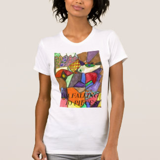 IM FALLING to pieces Tee Shirts