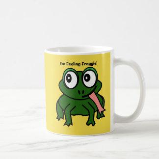 I'm Feeling Froggie Classic Mug