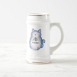 Im Fluffy Cat Stien Beer Stein
